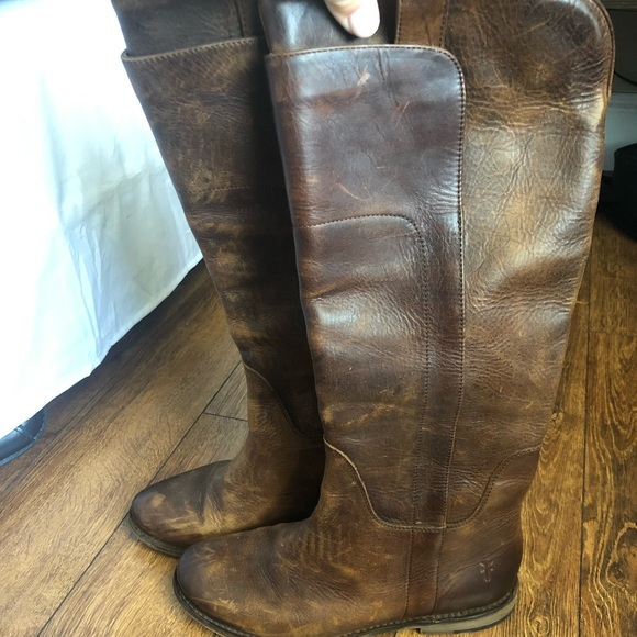 Frye Shoes - Frye Paige boots